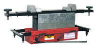 Sealey SJBEX300 Jacking Beam 3tonne with Arm Extenders & Flat Roller Supports