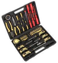 Siegen S0613 Tool Kit 71pc