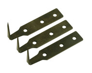 Sealey WK02003 Windscreen Removal Tool Blade 38mm Pack of 3