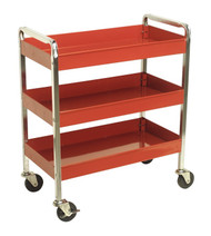 Sealey CX103 Trolley 3-Level Heavy-Duty