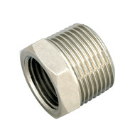 "Sealey SA1/3412F Adaptor 3/4""BSPT Male to 1/2""BSP Female"