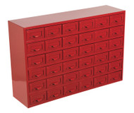 Sealey APDC36 Metal Cabinet Box 36 Drawer