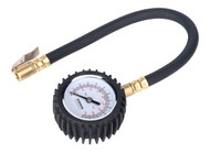 Sealey TST/PG6 Tyre Pressure Gauge with Clip-On Chuck
