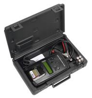 Sealey BT2013 Digital Battery Tester with Printer 6/12V