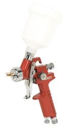 Sealey HVLP731 HVLP Gravity Feed Touch-Up Spray Gun 0.8mm Set-Up