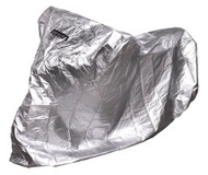 Sealey MCM Motorcycle Cover Medium 2320 x 1000 x 1350mm