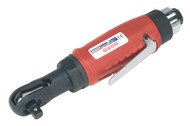 """Sealey GSA635 Compact Air Ratchet Wrench 3/8""""Sq Drive"""