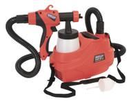 Sealey HVLP2000 HVLP Spray Gun Kit 600W 230V