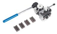 Sealey PFT07 Brake Pipe Flaring Tool - Turret Type