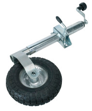Sealey TB372 Jockey Wheel & Clamp åø48mm - 260mm Pneumatic Wheel