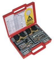 Sealey VS4910 Petrol Engine Al-Fi Camshaft Setting Plate Kit - Alfa Romeo 1.4, 1.6, 1.8, 2.0 Twin Spark, 2.0JTS - Belt Drive