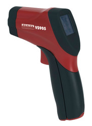 Sealey VS905 Infrared Twin-Spot Laser Digital Thermometer 12:1