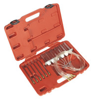 Sealey VS2046 Diesel Injector Flow Test Kit - Common Rail