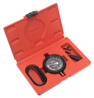 Sealey VSE952 Vacuum & Fuel Pump Pressure Test Gauge Set
