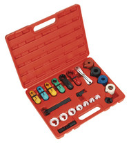 Sealey VS0457 Fuel & Air Conditioning Disconnection Tool Kit 21pc
