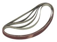 Sealey SBS35/B80GW Sanding Belt 12 x 456mm 80Grit Pack of 5
