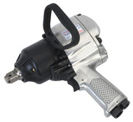 "Sealey SA297 Air Impact Wrench 1""Sq Drive Pistol Type"