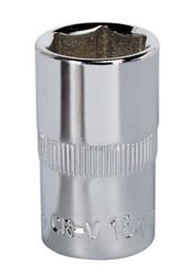 "Sealey SP1216 WallDriveå¬ Socket 16mm 1/2""Sq Drive Fully Polished"