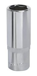 "Sealey SP3817D WallDriveå¬ Socket 17mm Deep 3/8""Sq Drive Fully Polished"