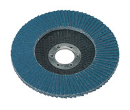 Sealey FD12540 Flap Disc Zirconium åø125mm 22mm Bore 40Grit