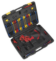 Sealey TA111 Test Lead Set 92pc