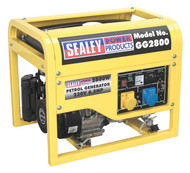 Sealey GG2800 Generator 2800W 110/230V 6.5hp