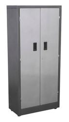 Sealey AP02DFC Floor Cabinet 3 Shelf 2 Door