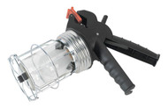 Sealey ML100G Lead Lamp with Gripper 60W/230V