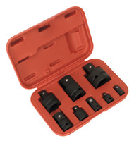 Sealey AK5900B Impact Socket Adaptor Set 8pc