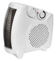 Sealey FH2010 Fan Heater 2000W/230V 2 Heat Settings & Thermostat