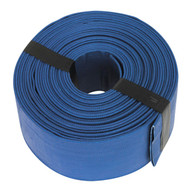 Sealey LFH1050 Layflat Hose 50mm x 10mtr
