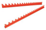Sealey WR02 Sharks Teeth Spanner Rack Magnetic 2pc