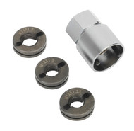 Sealey SX203 Reverse Action Wheel Stud Thread Restorer Kit
