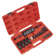 Sealey VS2059 Diesel Injector Puller Set 14pc