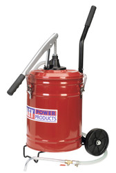 Sealey TP17 Gear Oil Dispensing Unit 20ltr Mobile