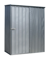 Sealey GSS1508 Galvanized Steel Shed 1.5 x 0.8 x 1.9mtr