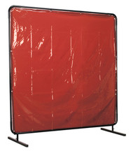 Sealey SSP992 Workshop Welding Curtain to BS EN 1598 & Frame 1.8 x 1.75mtr