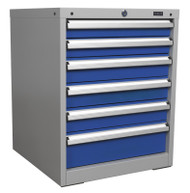 Sealey API5656 Cabinet Industrial 6 Drawer