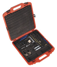 Sealey VSE5044 Diesel/Petrol Engine Setting/Locking Master Kit - VAG - Belt/Chain Drive