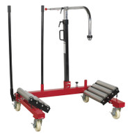 Sealey W1200T Wheel Removal Trolley 1200kg Capacity