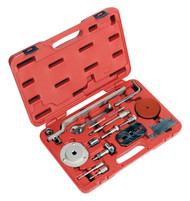 Sealey VSE5036 Diesel Engine Setting/Locking Set - Fiat, Iveco, Citroen, Peugeot - 2.2D, 2.3D, 3.0D - Belt/Chain Drive