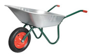 Sealey WB65 Wheelbarrow 65ltr Galvanized