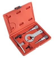 Sealey VSE5961 Diesel Engine Setting/Locking Kit - Alfa Romeo, Fiat, Lancia - 1.6D, 1.9D, 2.0D, 2.4D - JTD/Multijet - Belt Drive