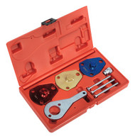 Sealey VSE2512 Diesel Engine Setting/Locking Kit - Alfa Romeo, Fiat - 1.7D/DT, 1.9D/DT- Belt Drive