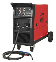 Sealey SUPERMIG255 Professional MIG Welder 250Amp 230V with Binzelå¬ Euro Torch