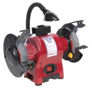 Sealey BG150WL Bench Grinder åø150mm with Work Light 250W/230V