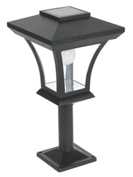 Sealey GL60 Solar Powered LED Garden Lamp