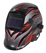 Sealey PWH600 Welding Helmet Auto Darkening Shade 9-13
