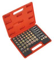 Sealey VS661 Oil Drain Plug Master Thread Repair Set