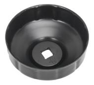 Sealey VS7006.V2-07 Oil Filter Cap Wrench åø76mm x 12 Flutes